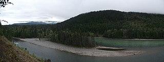 North Thompson River Provincial Park provincial park in British Columbia