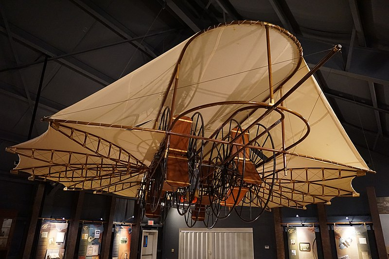 File:Northeast Texas Rural Heritage Museum August 2015 32 (Ezekiel Airship).jpg