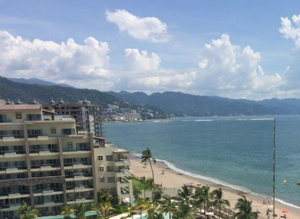 Apple Leisure Group - View of Puerto Vallarta from suite in Now Amber