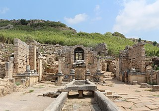 Pamphylia Ancient region of Asia Minor