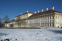 Oberschleißheim Neues Schloss Westfassade 105.jpg
