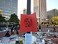 Occupy Baltimore at McKeldin Square October 2011 (Sign).JPG