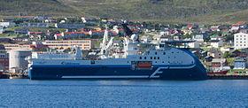 Image illustrative de l'article Oceanic Vega