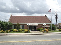 Ocilla Municipal Building