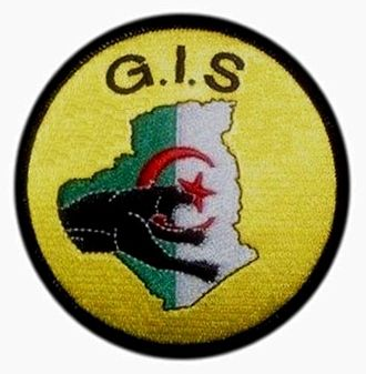 Special Intervention Group - Official GIS insigna