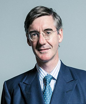 Jacob Rees-Mogg - Image: Official portrait of Mr Jacob Rees Mogg crop 2