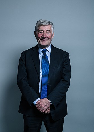 Shadow Secretary of State for Northern Ireland - Image: Official portrait of Tony Lloyd