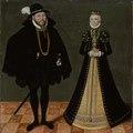 Okänt tyskt furstepar - Nationalmuseum - 14750.tif