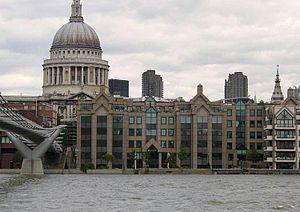 Old Mutual - Old Mutual Head Office in London.