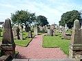 Old Street graveyard, Girvan - geograph.org.uk - 1436609.jpg