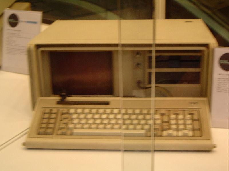 1980's Portable Computer