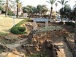 שרידי שער העיר יפו מימי רעמסס
