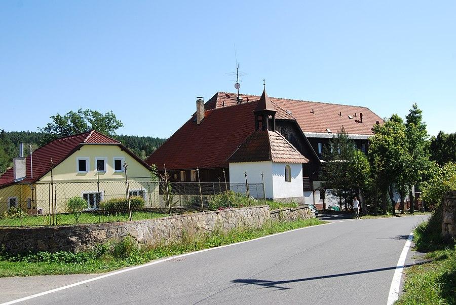 Olešná (Písek District)