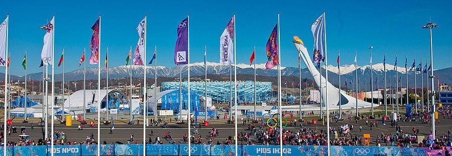 Juegos Olimpicos De Sochi 2014 Wikipedia La Enciclopedia Libre