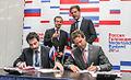 Ondertekening Nederlands-Russische initiatieven (9097386915).jpg