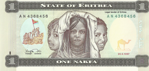 Eritrean nakfa