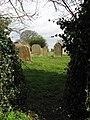 One way into the churchyard - geograph.org.uk - 710324.jpg