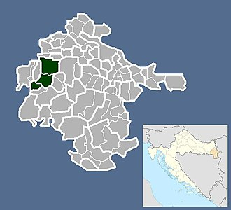Ivankovo, Croatia - Image: Općina Ivankovo