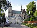 Opatów, kościół kolegiacki pw. św. Marcina, 2 poł. XII, 2 poł. XV w., lata 1710-1740.JPG
