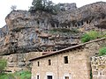 Orbaneja del Castillo in Canyon of Ebro - panoramio.jpg