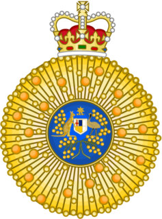 Order of Australia National order of chivalry of the Commonwealth of Australia