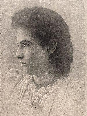 Orelia Key Bell - Orelia Key Bell in 1893 book A Woman of the Century