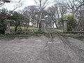 Original gated entrance to Wylfa Head - geograph.org.uk - 1703845.jpg