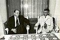 Oscar Antonio Montes and Ceausescu (FOCR).jpg