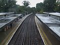 Osterley station high eastbound.JPG