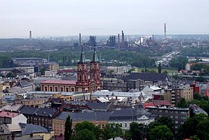 Statutory city (Czech Republic) - Ostrava