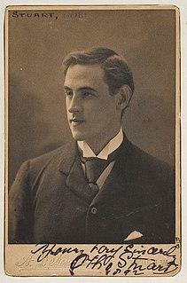 Otho Stuart British actor-manager