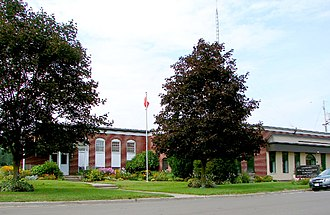 Otonabee–South Monaghan - Municipal office in the hamlet of Keene