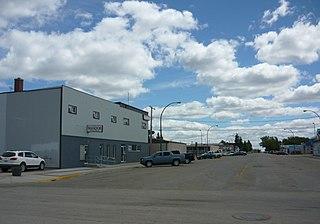Outlook, Saskatchewan Town in Saskatchewan, Canada
