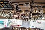 Overhead panels Boeing 767.jpg