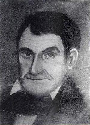 Owen Brown (abolitionist, born 1771) - Image: Owen Brown