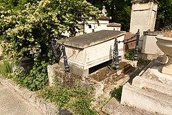 Tomb of Andrieu