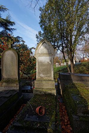 Jérôme Lalande - Tomb at cimetière du Père-Lachaise.
