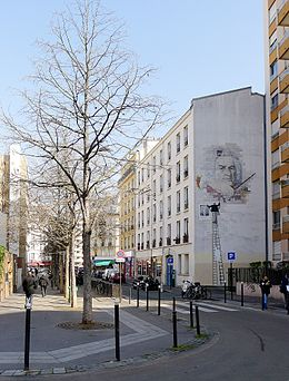 Image illustrative de l'article Rue Clisson