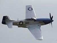 P-51戰鬥機