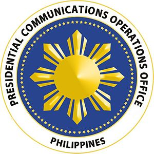 Presidential Communications Group (Philippines) - Image: PCOO