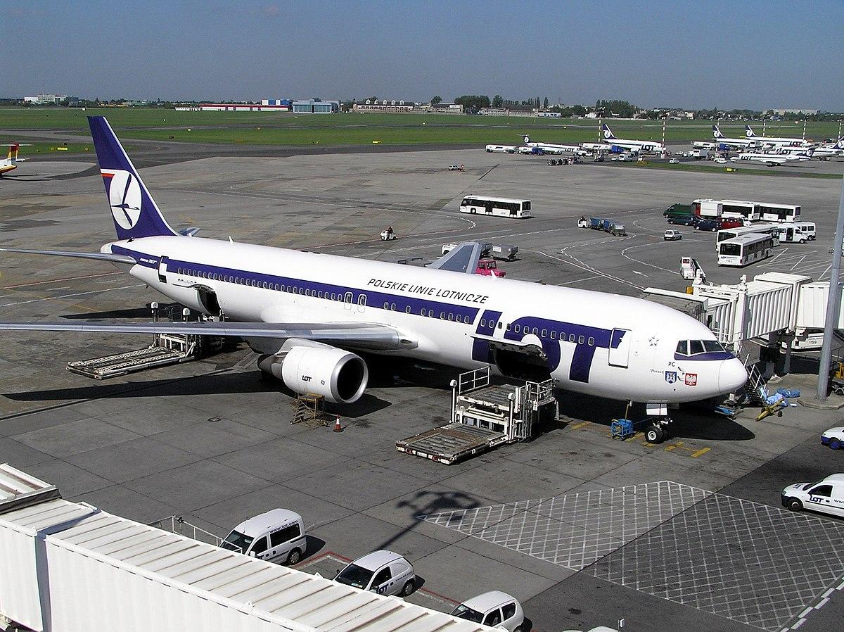 lot polish airlines flight 16 wikipedia