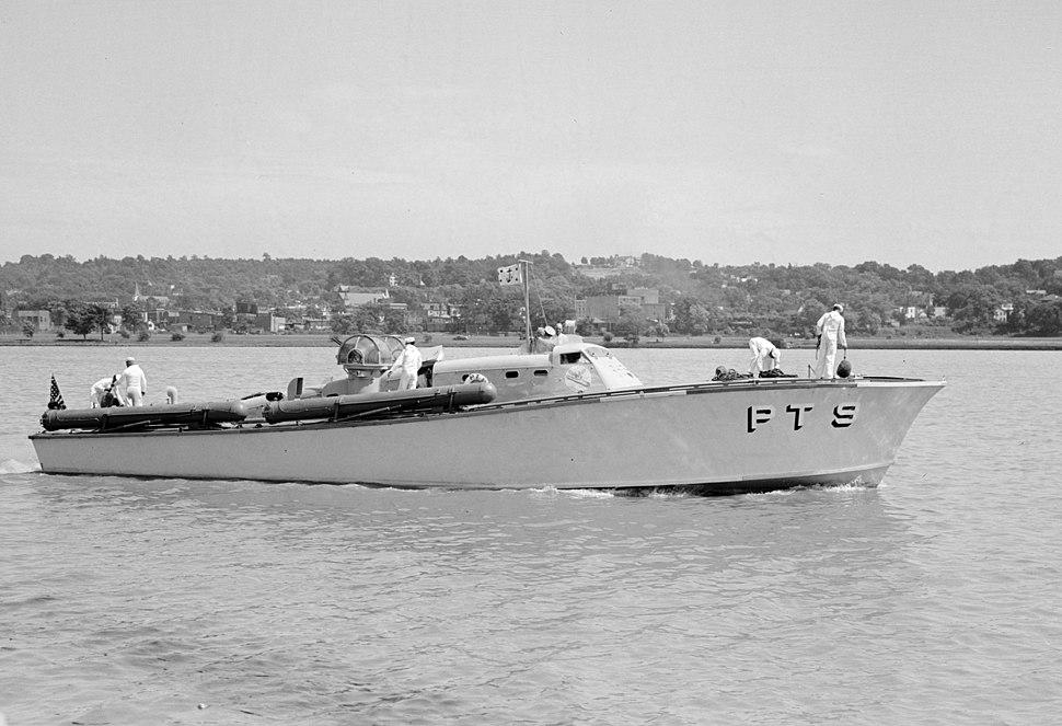PT-9 torpedo boat Washington DC 1940