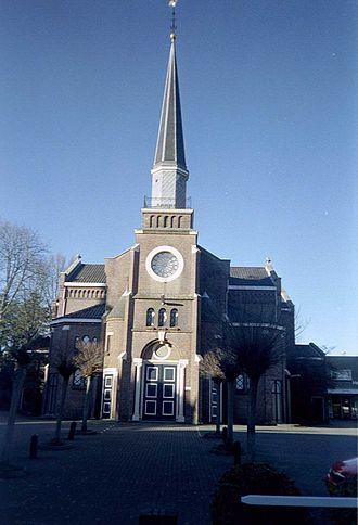 Baarn - Paaskerk (Easter Church) in Baarn