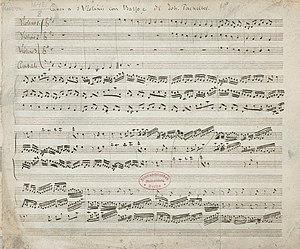 カノン 楽譜 パッヘルベル Category:Pachelbel, Johann