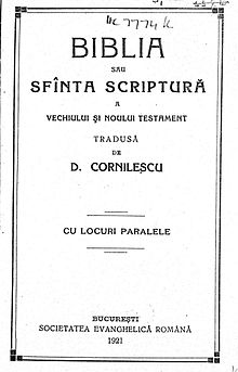 Biblia Sinodala 1914 Pdf