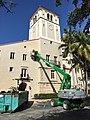 Painting Historic Douglas Road Entrance Coral Gables (33259515993).jpg
