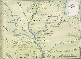 Illinois Country - Image: Pais des Illinois