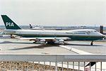 Pakistan International Airlines - PIA Boeing 747-282B AP-AYW (26855258742).jpg