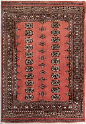 Pakistani rug - Pakistani Bokhara rug