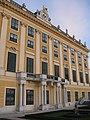 Palace of Schönbrunn, east facade.jpg